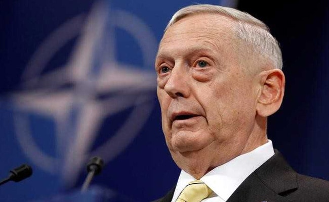 US Defence Secretary Jim Mattis Tells Pakistan To Redouble Efforts Against Terrorists