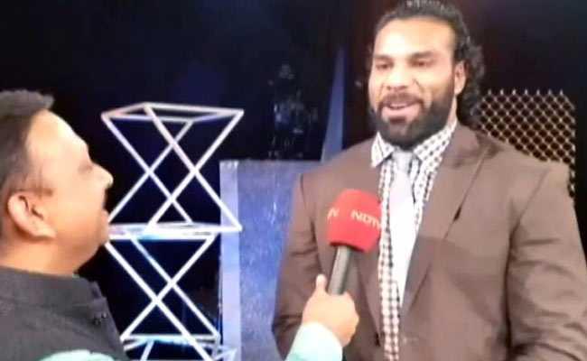 Exclusive Interview : अपने करियर के सबसे बड़े WWE मुकाबले को लेकर उत्साहित हैं जिंदर महाल