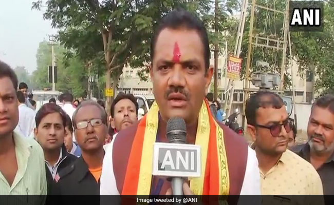 'We Will Win 150-Plus Seats,' Says Gujarat BJP Chief Jitu Vaghani