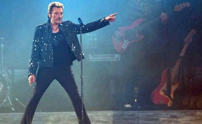 John Hallyday, pioneer of rock 'n' roll in France, dies at 74