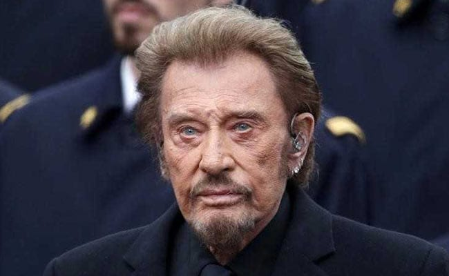 johnny hallyday afp