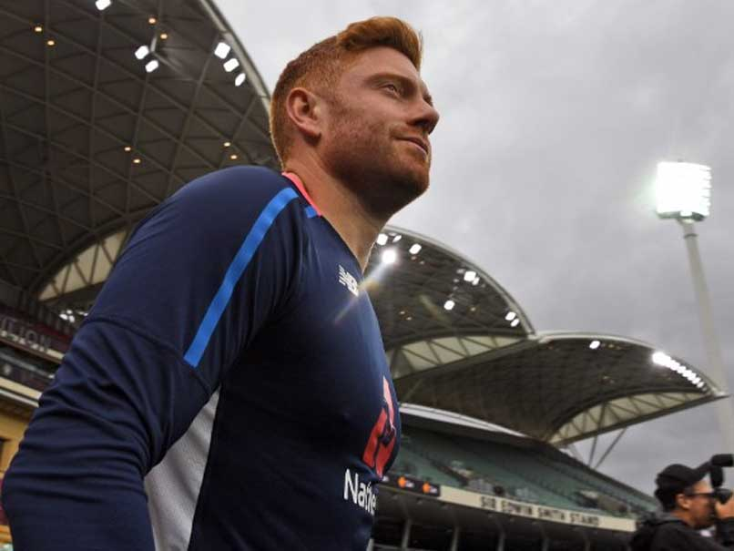 Emotional Jonny Bairstow Given Late Father