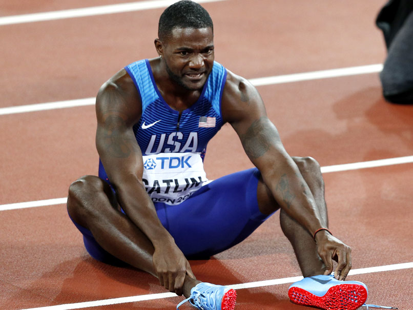 Justin Gatlin Shocked By Allegations About Coach And An Agent