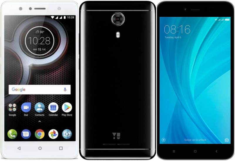 अलविदा 2017: 10,000 रुपये तक के बेहतरीन स्मार्टफोन