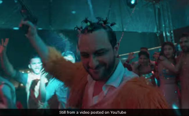 Kaalakaandi's Kaala Doreya: Saif Ali Khan Gives The Shaadi Anthem A Rap Twist