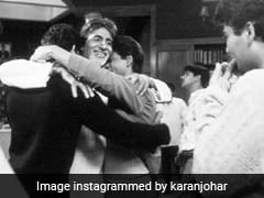 Unseen Pics From The Sets Of <I>Kabhi Khushi Kabhie Gham</i> 16 Years Ago