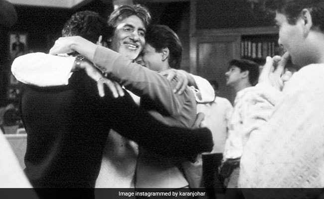 Unseen Pics From The Sets Of Kabhi Khushi Kabhie Gham 16 Years Ago