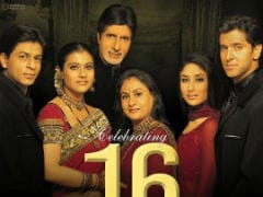16 Years After <i>Kabhi Khushi Kabhie Gham</i>, Kajol Reveals The Backstory Of This Poster