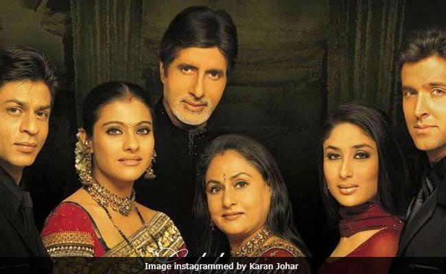 16 Years After Kabhi Khushi Kabhie Gham, Kajol Reveals The ...