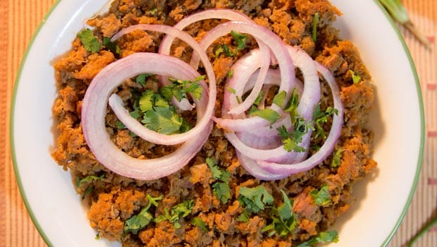 Watch: How To Make Meaty and Decadent Aloo Keema At Home