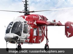 Production Of Kamov Helicopters For India To Be Done In 4 Stages: Russian Official