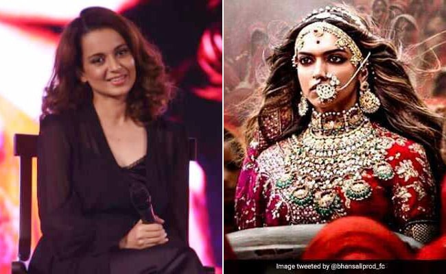 Kangana Ranaut Did Refuse To Sign Letter Supporting Deepika Padukone. Here's Why