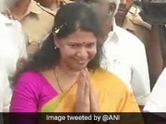 Back In Chennai After 2G Verdict, A Raja And Kanimozhi Meet Karunanidhi