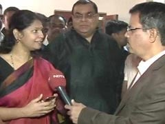 After 2G Verdict, What Happened In Court: Kanimozhi, Raja's Wife Broke Down