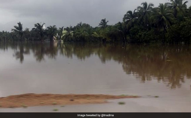 Cyclone Ockhi: 1400 safe, efforts won't stop, says Nirmala Sitharaman