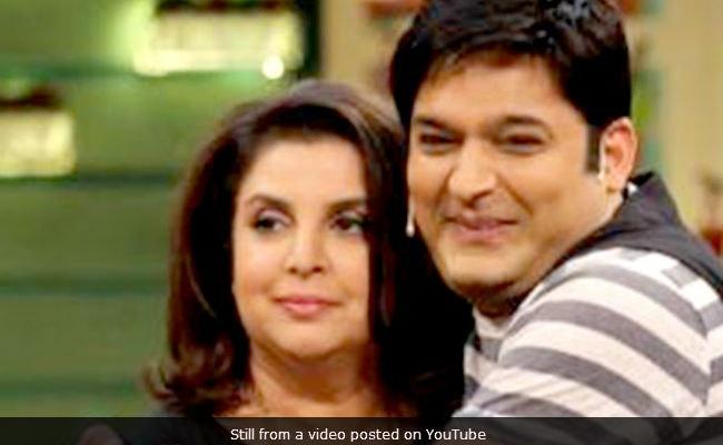 Farah Khan's 'Mannerless People' Tweet Meant Kapil Sharma, The Internet Thinks
