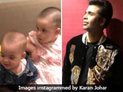 Karan Johar's Emotional Letter To Twins: You Are Different, Not Wrong
