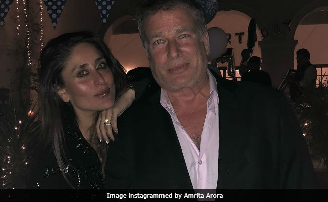 Another Pic Of Karan Kapoor With Niece Kareena. Yes, We're Obsessed