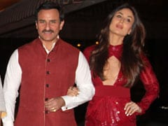 Red Alert: Saif Ali Khan And Kareena Kapoor Twinning