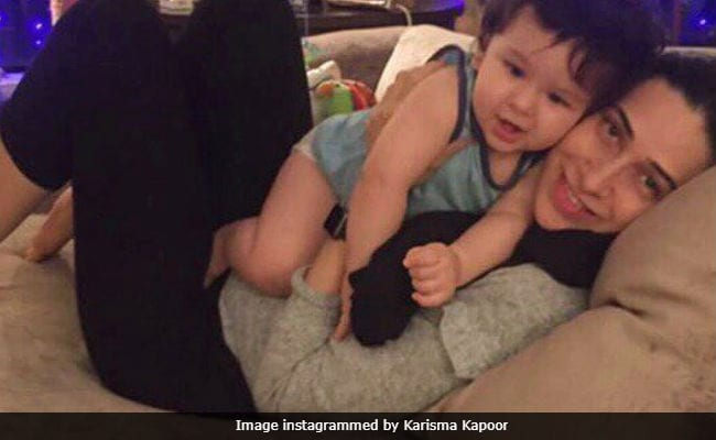Happy Birthday, Taimur. Here Are Your Wishes From Aunt Karisma And Others
