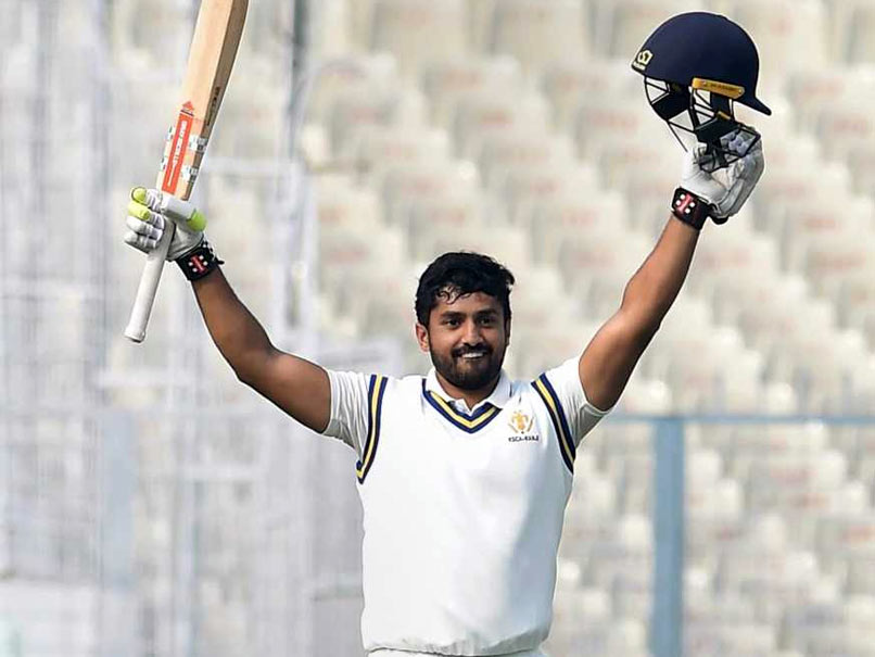 Ranji Trophy: Karnataka On Top After Karun Nair Hits Ton Against Vidarbha