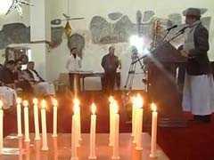 On Christmas, People In Srinagar Celebrate <i>Kashmiriyat</i>
