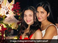Merry Christmas: Alia Bhatt, Katrina Kaif And Other Stars Wish 'Joy' And 'Love'