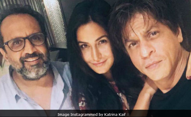 Shah Rukh Khan On Aanand L Rai's Film: We Are Not Nervous But Wary