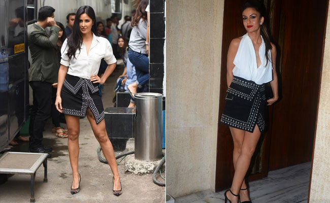 Hey Katrina Kaif, Your Skirt Is A Copy. Did You Know?