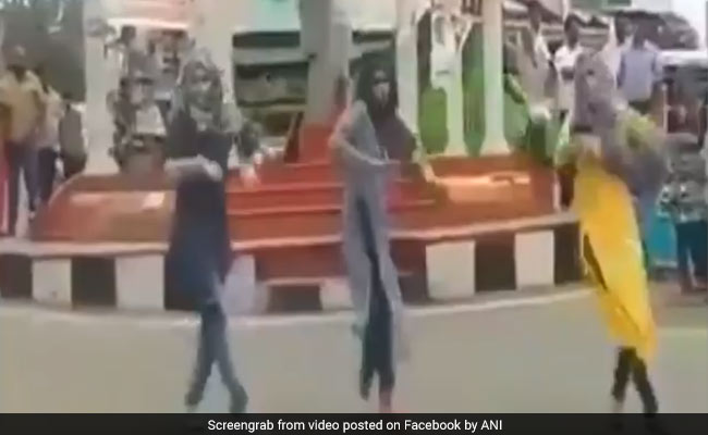 In Kerala, Women In Hijabs Dance In Public, Trolled Online