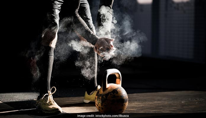 Try These 5 Effective Kettlebell Exercises For Weight Loss