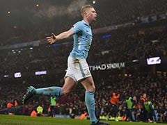 Premier League: Kevin De Bruyne Makes It Sweet 16 For Awesome Manchester City