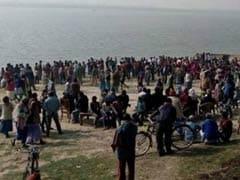बिहार के खगड़िया में गंगा नदी में नाव डूबी, 5 की मौत, कई अन्य लापता