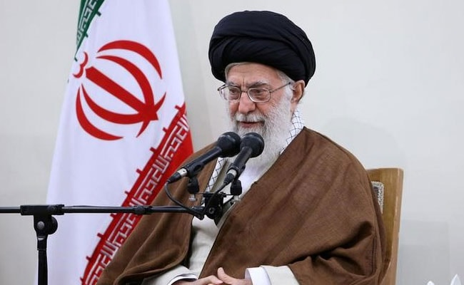 Donald Trump Will Fail Against Iran As Did 'Smarter' Ronald Reagan: Ayatollah Ali Khamenei