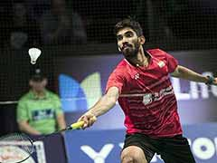 Indian Men Rout Maldives 5-0 In Asia Badminton Championships