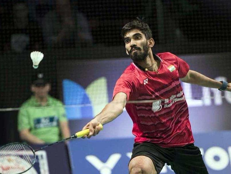 Commonwealth Games 2018: Kidambi Srikanth Strong Contender For Gold