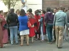 Late Night Protest By Parents Over 4-Year-Old's Abuse At Kolkata School