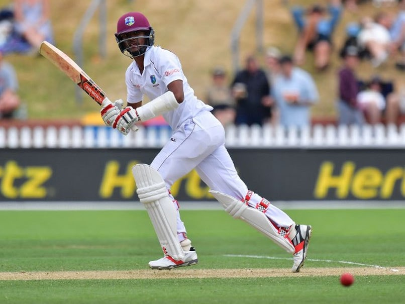 New Zealand vs West Indies: Kraigg Brathwaite Leads Windies Battle For Survival