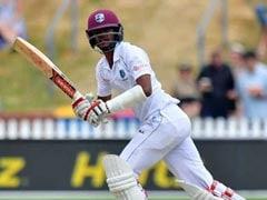 WI vs NZ: ब्रेथवेट की नाबाद पारी ने इंडीज को संभाला, दूसरी पारी में स्कोर 2 विकेट पर 214 रन