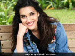 <i>Bareilly Ki Barfi</i>'s Kriti Sanon Is Not 'Restricting Herself As An Actor'