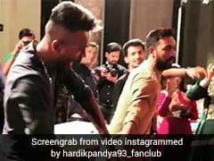 विराट के रिसेप्शन को छोड़ इनकी पार्टी में जमकर नाचे हार्दिक पांड्या, देखें वीडियो