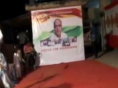 Bike rally In Mumbai In Support Of Kulbhushan Jadhav