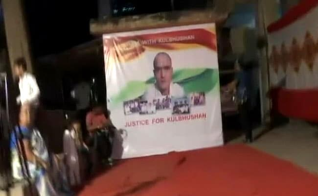 Bike rally In Mumbai In Support Of Kulbhushan Jadhav