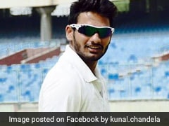 I Dream To Play For India Not IPL, Says Kunal Chandela After Maiden Ranji Ton