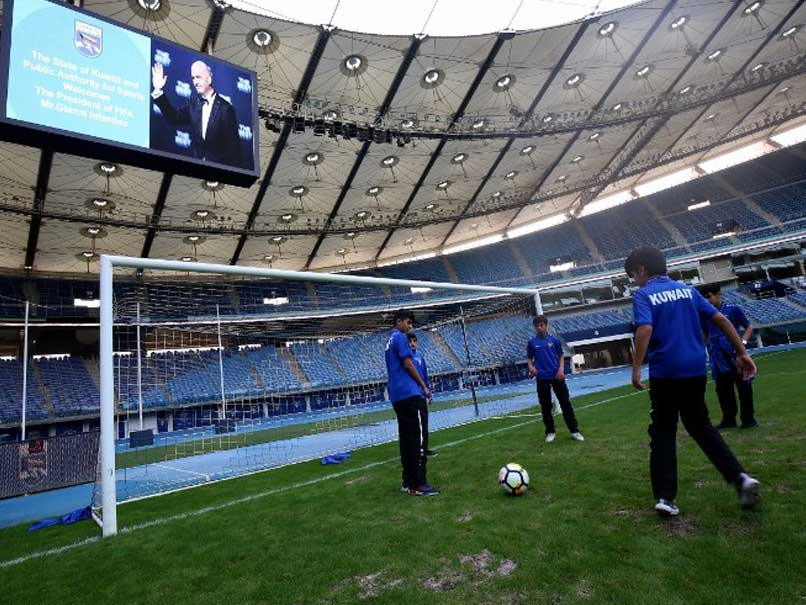 FIFA Ends Kuwait