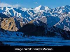Leh Records Coldest Night This Winter