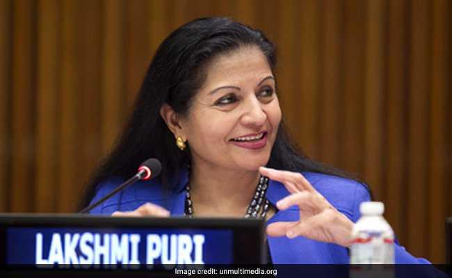 India's Lakshmi Puri Among 6 Diplomats To Receive 'Power Of One' Award At UN