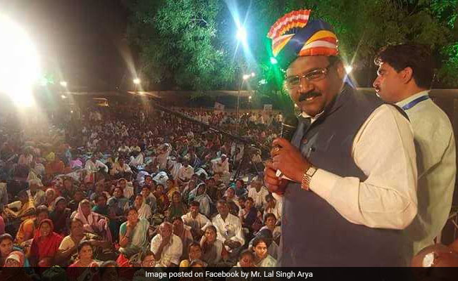'Happiness Minister' Is Now Missing, Madhya Pradesh Cops Hunt For Him