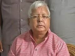 Court Orders Lalu Yadav To Attend Hearing Through Video Conference