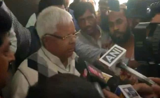 Fodder Scam Case Verdict Highlights: Will Move High Court, Says RJD After Lalu Yadav's Conviction